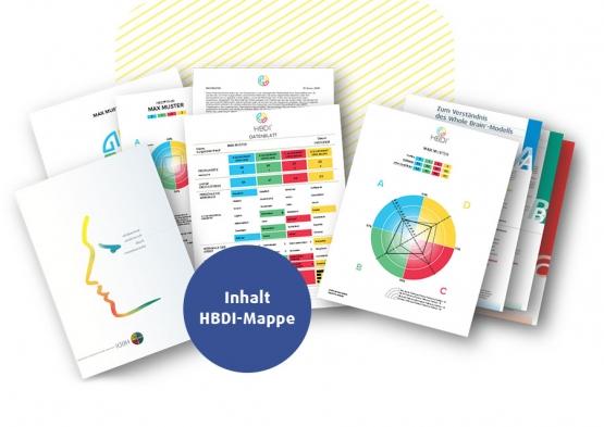 Leistungspaket 1 Uebersicht HBDI Mappe