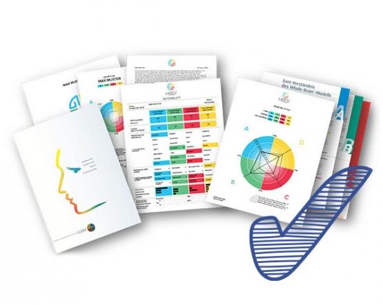 Leistungspakete Hbdi Mappe