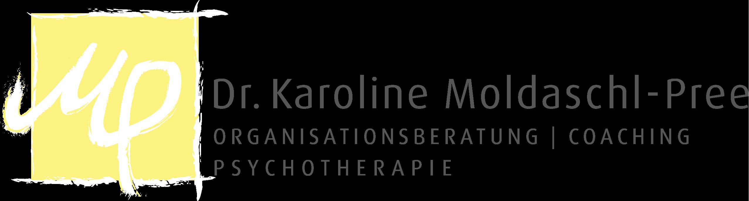 Logo Dr. Karoline Moldaschl-Pree